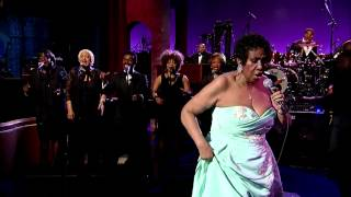 ARETHA FRANKLIN tribute to DIANA ROSS -Ain