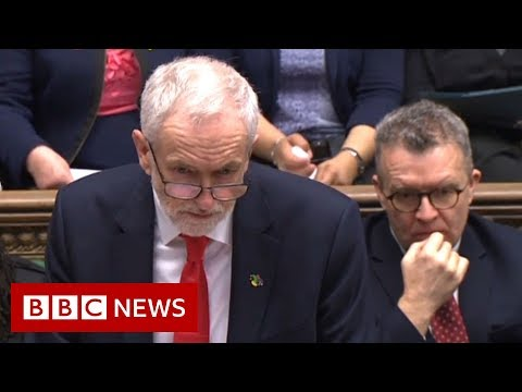 Brexit: May and Corbyn hold 'constructive' talks - BBC News