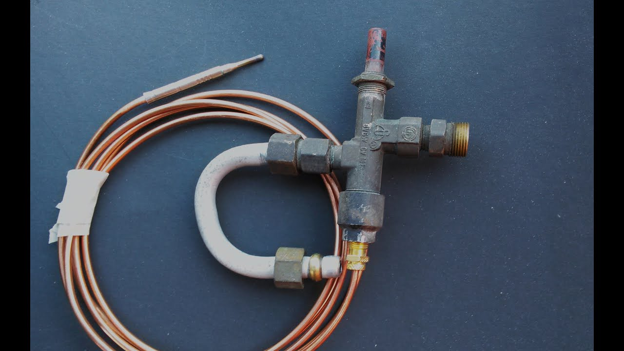 how to test a thermocouple or pilot generator youtube