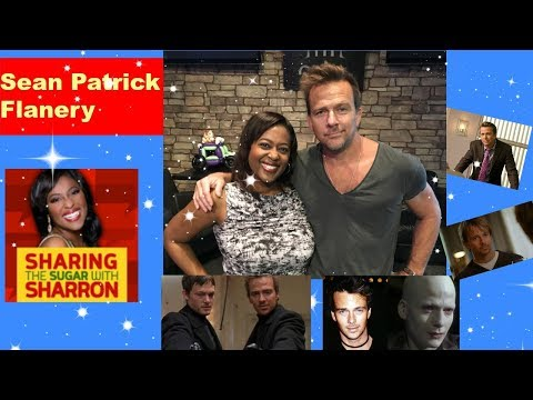 Sean Patrick Flanery on
