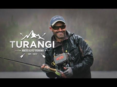 Fly Fishing New Zealand - TURANGI - Mates & Fly Fishing
