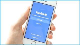 Les messages privés directement dans l'application FaceBook