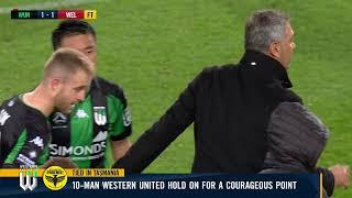 A-League 2020/21: Matchweek 18 - Western United FC v Wellington Phoenix (2nd Half)