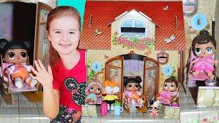 Dollhouse Lol Surprise diy