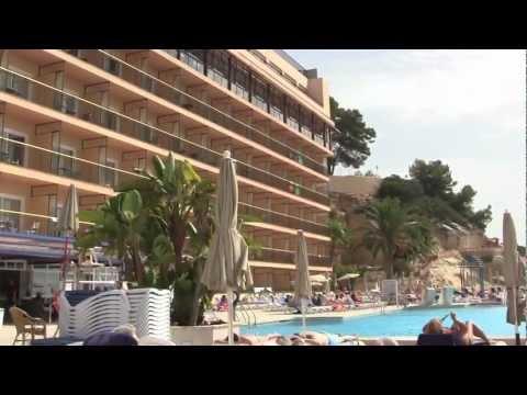 Hotel Review: Sentido Hotel Cala Viñas, Cala Viñas, Mallorca - August 2011