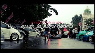 kontes mobil karawang - car meet up - car contest - simple community 5th anniversary