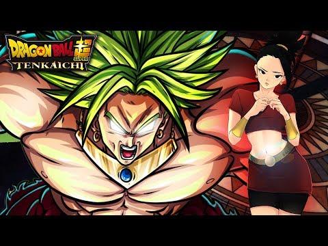 KALE VS BROLY LEGENDARY SUPER SAIYAN BATTLE  (Dragon Ball Z Super Tenkaichi 3 Mods)