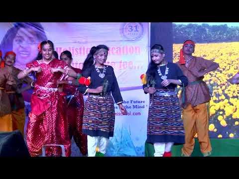 Nageti Sallalo na Telangana ….. dance by Grade 10 girls