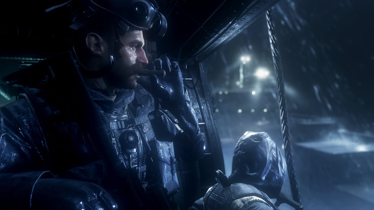 becd2503374 Call of Duty®: Modern Warfare® Remastered – Crew Expendable Gameplay ...