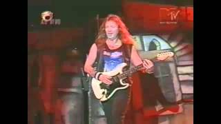 Iron Maiden 1998 - Lightning Strikes Twice - Live In Curitiba