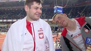 Paweł Wojciechowski i Piotr Lisek z medalami mistrzostw Europy!