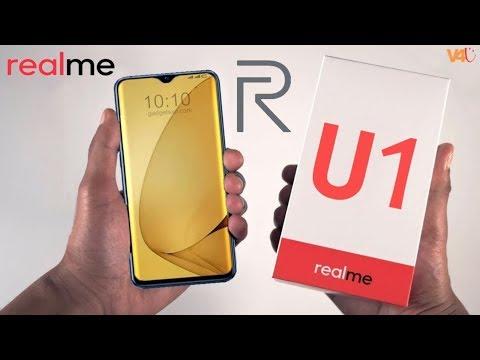 Realme U1 Official Look, 24MP Selfie Camera, Price, Release Date, Trailer, Features, Launch, Specs