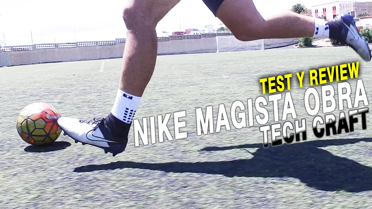 7d51a4d89fd Nike Magista Obra Tech Craft Test y Review   Lovell Soccer - Iniesta ...
