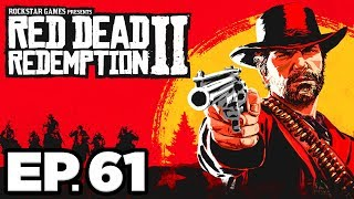 Red Dead Redemption 2 Ep.61 - JAVIER HOMESTEAD ROBBERY! SODOM? BACK TO GOMORRAH (Gameplay Lets Play)