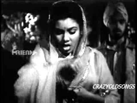 TORE NAINA RASEELE & NAINA ANAATH HAMAARE -MANNA DEY-CHORUS -PREM DHAWAN -ANIL BISWAS (HAMDARD 1953)