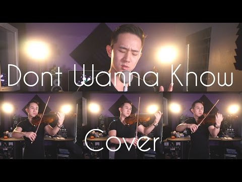 Dont Wanna Know - Maroon 5 (Jason Chen Cover)