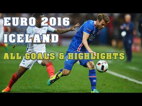 ICELAND  ●  EURO 2016  ●  ALL GOALS  ●  HIGHLIGHTS