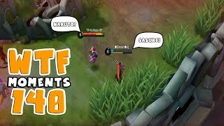 Sasuke vs Naruto Ver. Mobile Legends - WTF Moments Funny Moments Episode 140