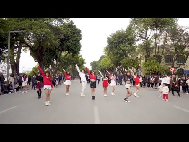 [KPOP IN PUBLIC CHALLENGE] BOOM+DO BETTER+BBOOM BBOOM Dance Cover By M.S Crew From Vietnam