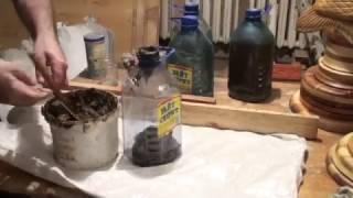 пропитка для дерева, от насекомых и  влаги, в домашних условиях , минимум затрат