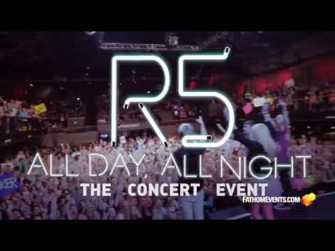 R5: All Day, All Night - The Concert Event [HD]
