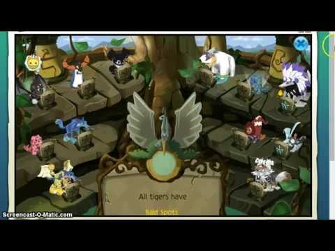 Animal Jam Games: Temple Of Trivia