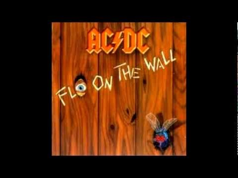 ac dc fly on the wall слушать. Слушать AC/DC - Fly on the Wall (1985) - - Danger оригинал