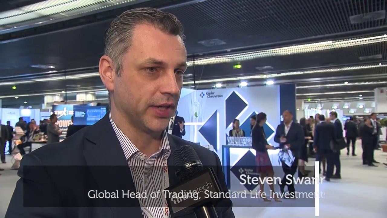 Standard life investments global ii - Steven Swann Gobal Head Of Trading Standard Life Investments