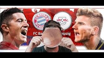 FC Bayern München vs RB Leipzig Teaser 1. Bundesliga / Statistik & Fakten /Luger's Corner