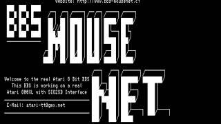 Telnet to an real 8 Bit BBS