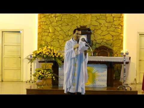 Thánh Lễ Kính Lòng Thương Xót Chúa của Cha Long tối 4.8.2011 - Nhà Thờ Bác Ái