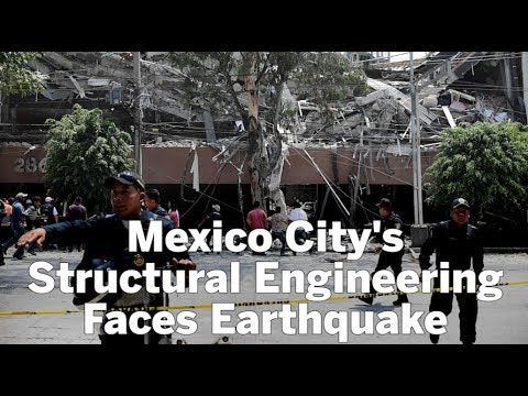 Mexico City's Structural Engineering Faces Earthquake | San Diego Union-Tribune