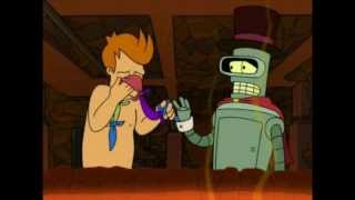 Random Review - My Top 10 Futurama Episodes