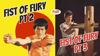 Wu Tang Collection - Fist of Fury Part 2 & Fist of Fury Part 3