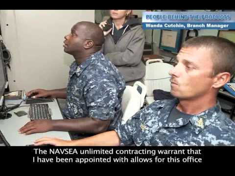 Career Snapshot: NSWC Panama City Contracting Officer