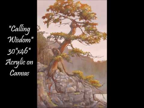"""The Creation of """"Calling Wisdom""""."""