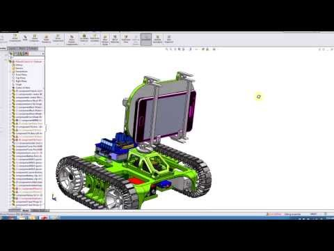 SOLIDWORKS Composer - How to Correctly Import and Update CAD Assemblies