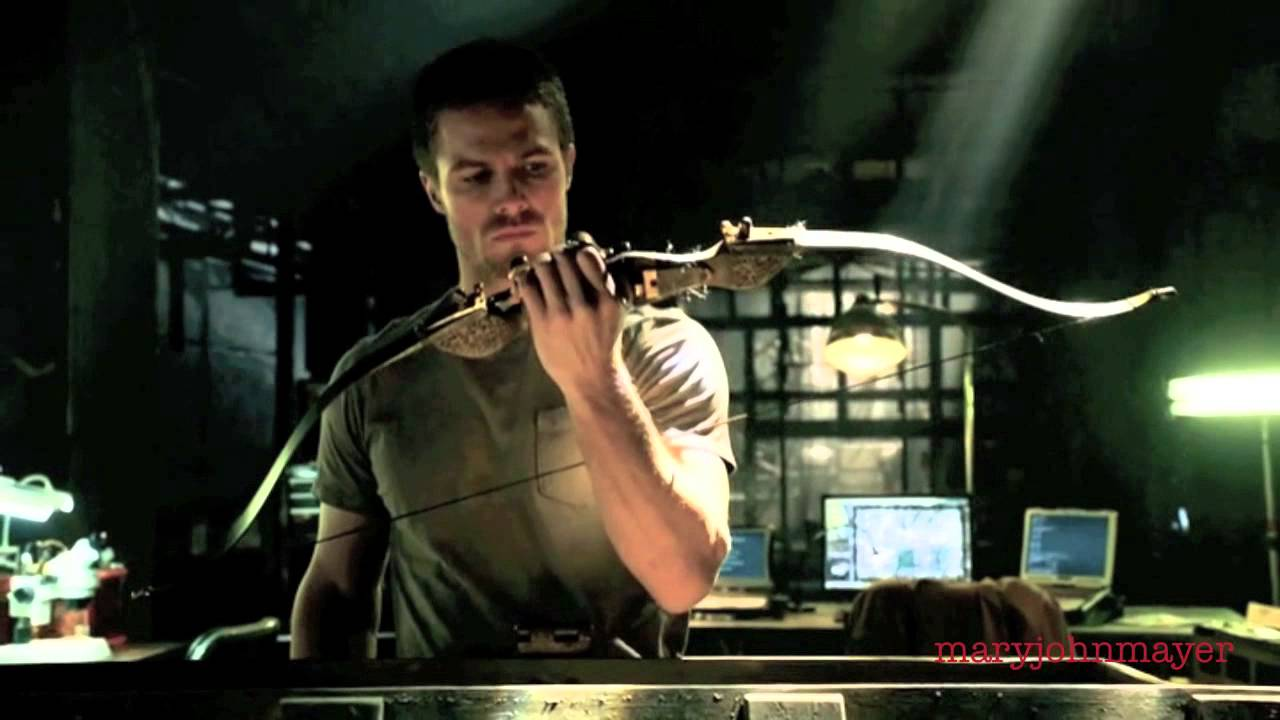 Radioactive Oliver Queen Youtube