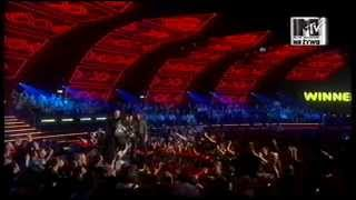 Скачать The Killers Accept MTV Europe Music Award For Best Rock 2006
