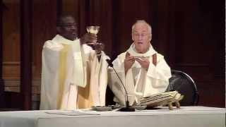 Messe 26 juillet 2012 (Sainte Anne, mère de la Vierge Marie, patronne de la province de Québec)