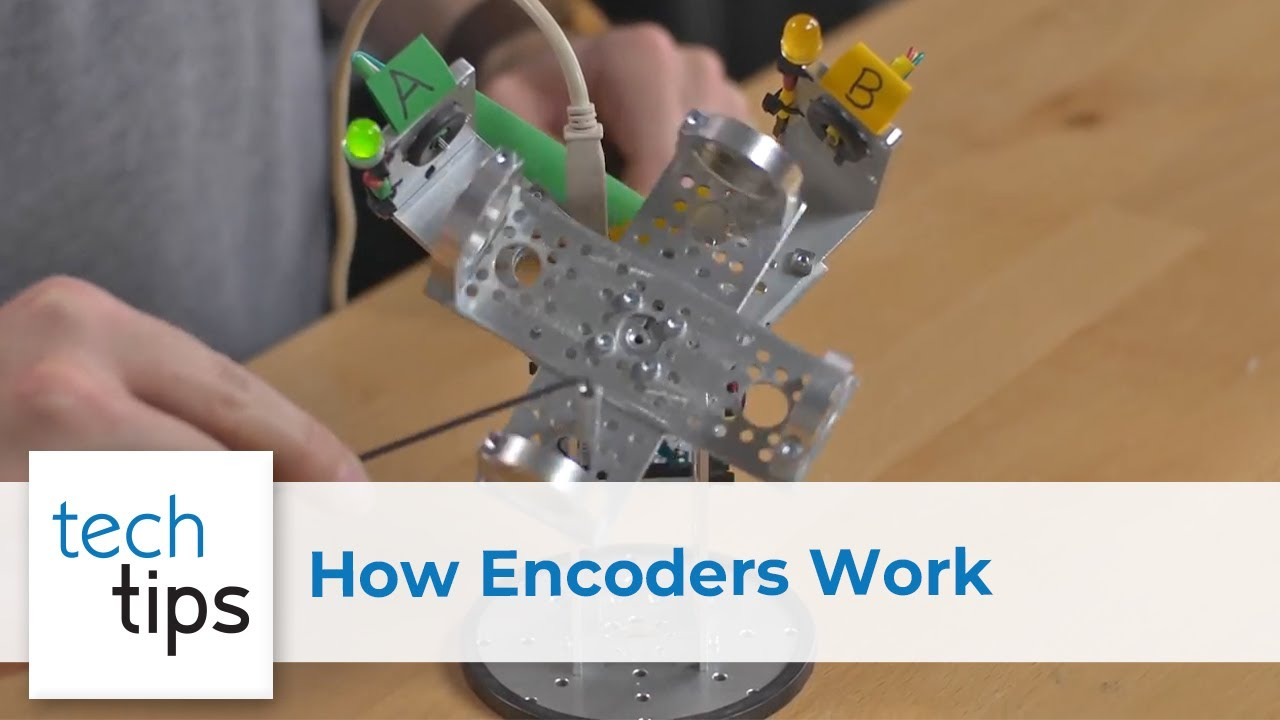 How Encoders Work - with Jason