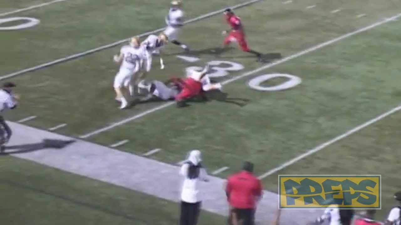 PREPS TV - Imhotep Charter vs. LaSalle Football Highlights ...