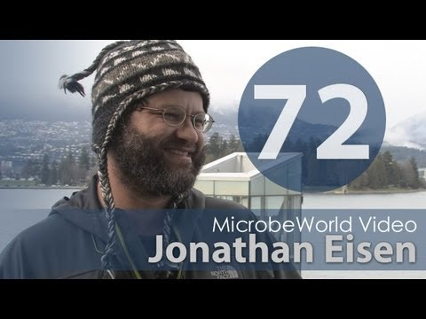 MWV #72 - Jonathan Eisen - Evolvability, the Built Environment and Open Science
