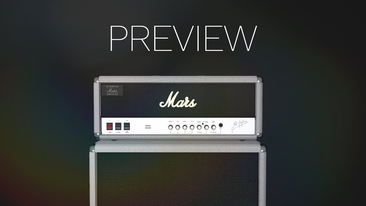 Mars Silver Amp Pack (Helix) – ML Sound Lab