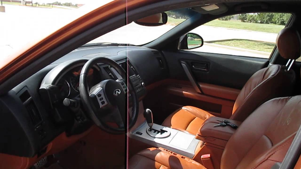 2003 infinity fx35 sport pkg premium pkg 69k miles 1 owner youtube