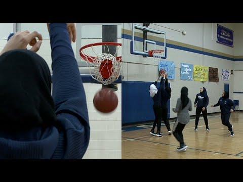 Milwaukee`s Salam School boasts 1 of few Muslim basketball programs in the country