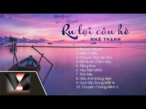 Album Ru Lại Câu Hò - Nhã Thanh