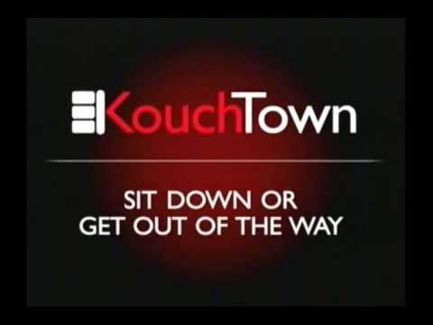 3O Rock 'Kouchtown' commercials with Stacy Keach 4-19-2012