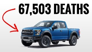 The 10 Deadliest Trucks On Earth!!