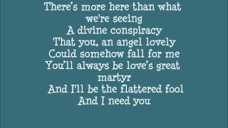 God Gave Me You - Blake Shelton (lyrics)
